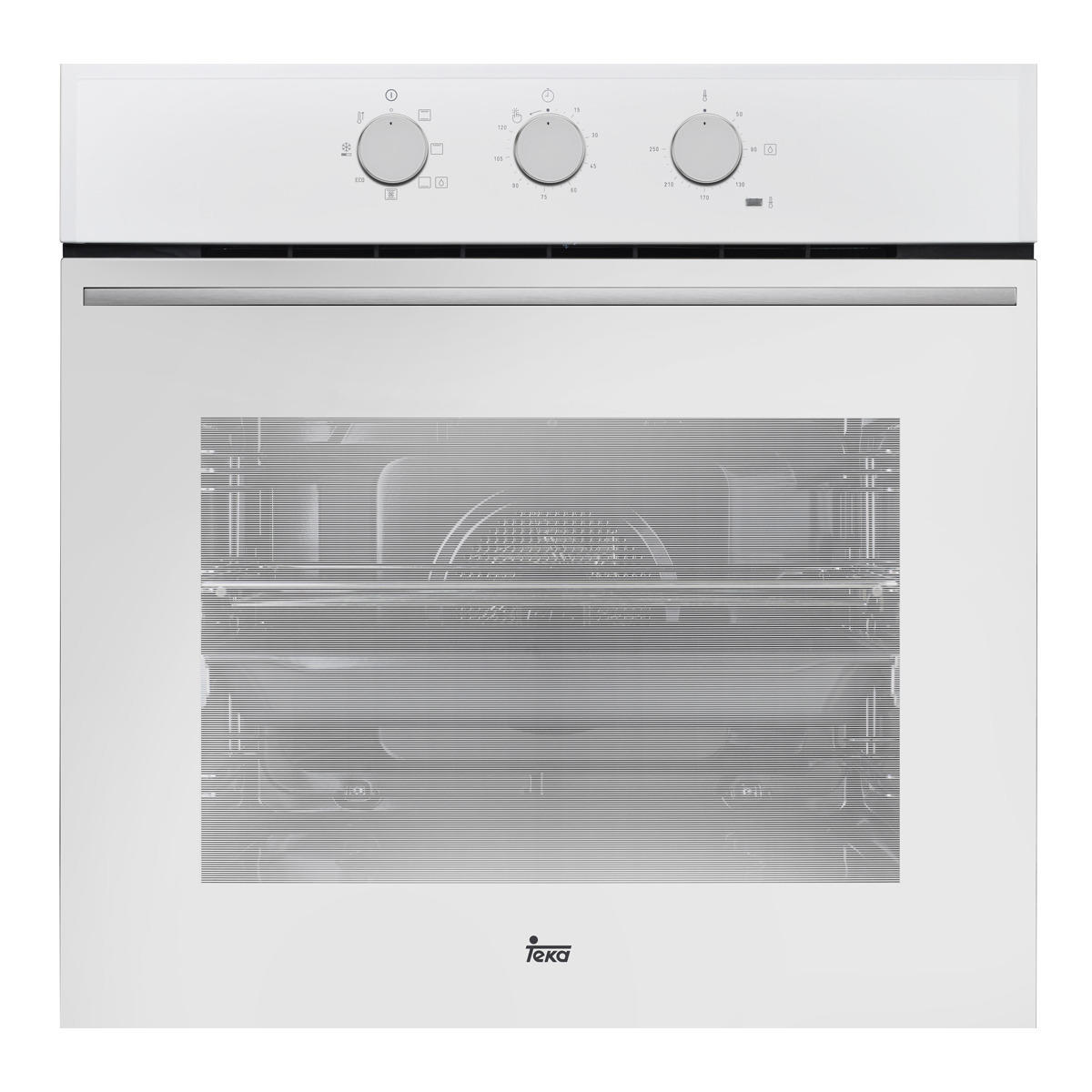 Horno Teka HSB 610 Blanco 60 CM Integrable Aqualisis