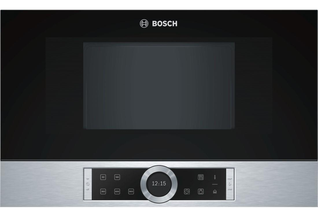 Microondas Bosch BFL634GS1 Integrable 900W