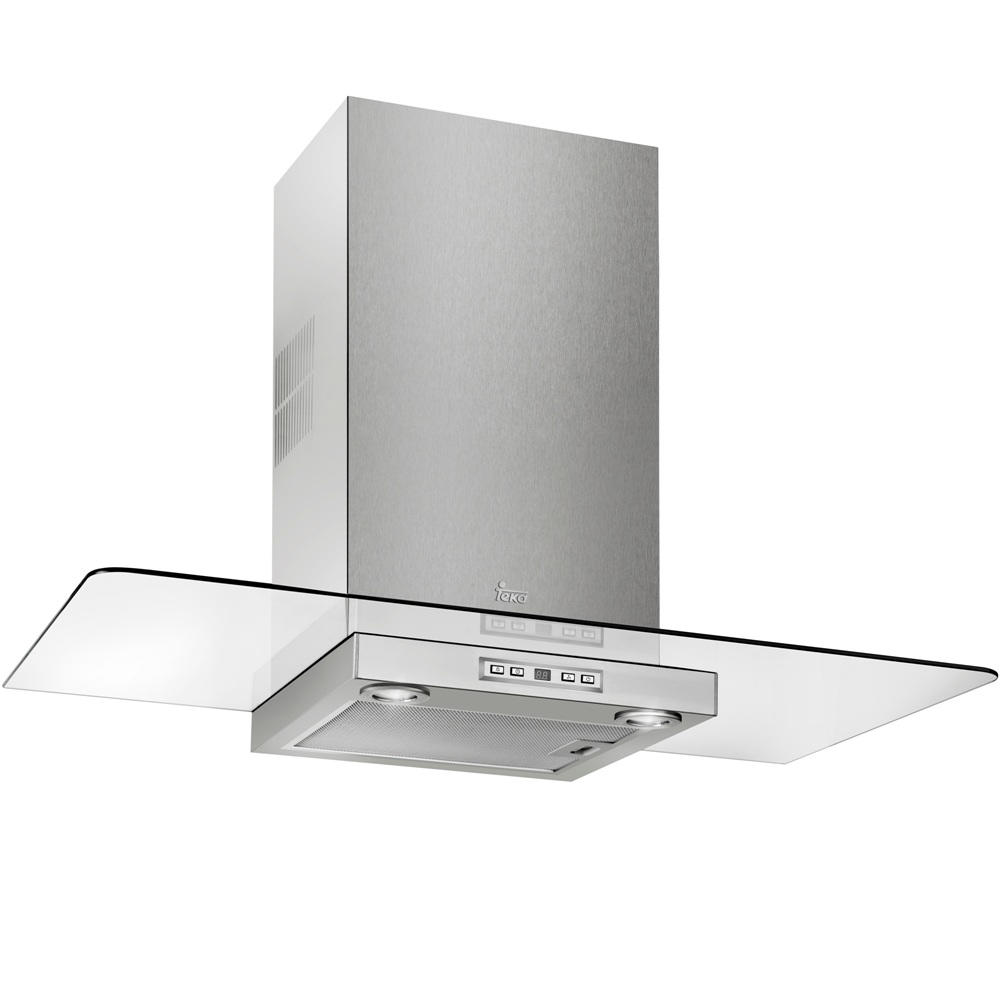Campana Teka DG 785 Inoxidable 70CM De Pared 807 m³/h LED