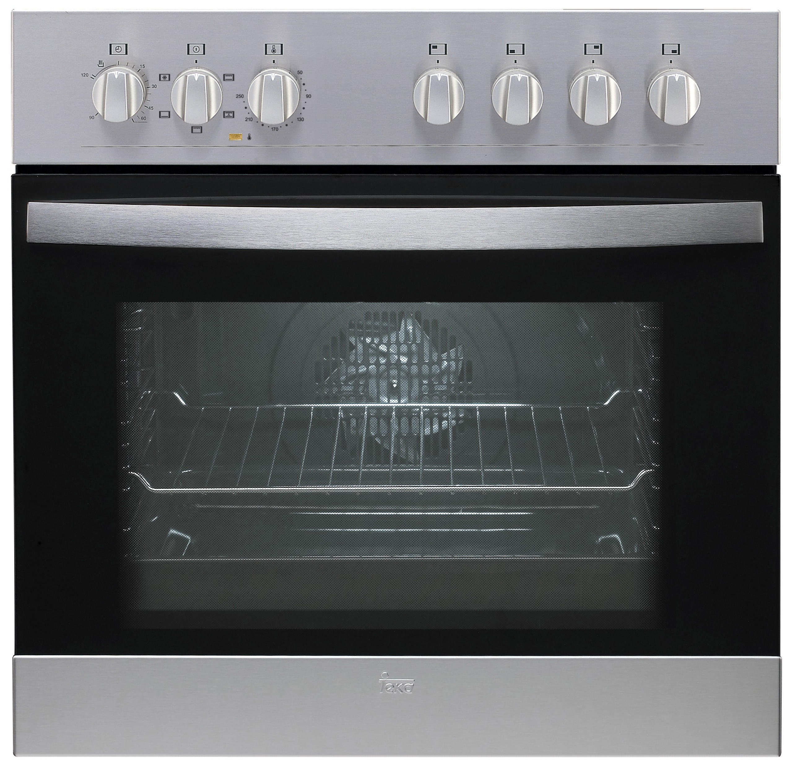 Horno Teka HE 615 ME Integrable Inox Crystal Clean