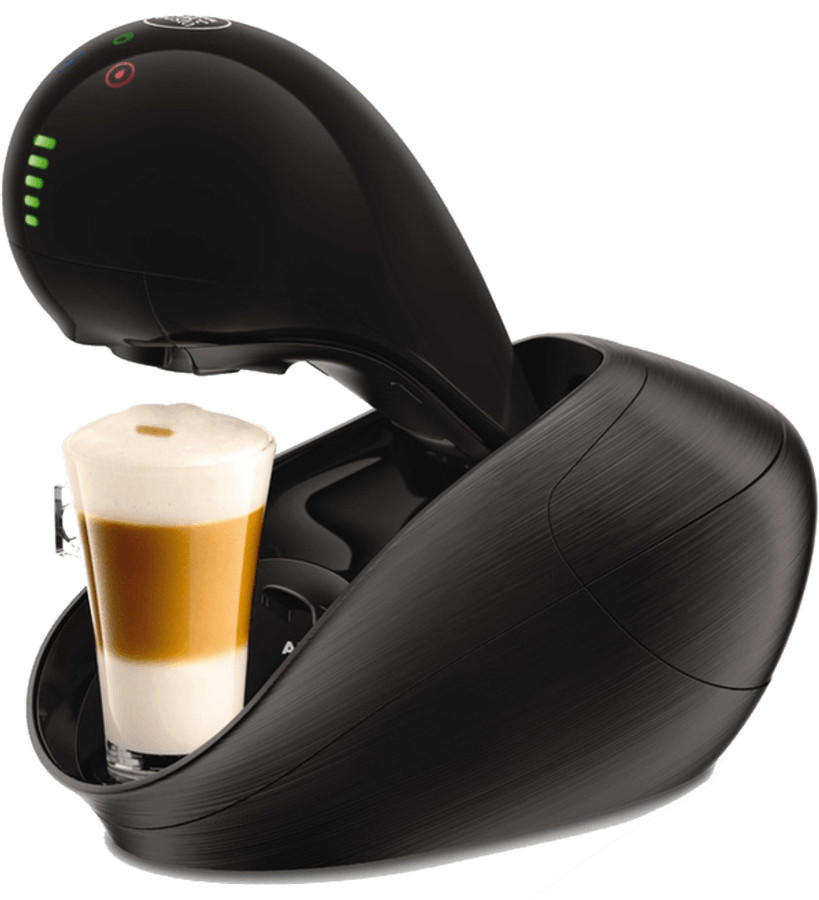 Cafetera Moulinex KRUPS KP 608 DolceGusto Negra