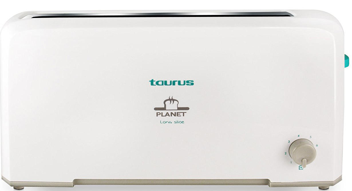 Tostador Taurus PLANET 800W Regulador de Temperatura