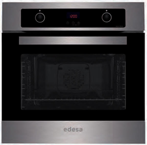 Horno Edesa EOE180XA Multifunción Plus Integrable