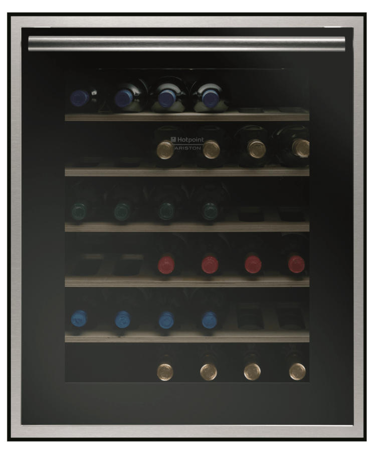 Vinoteca Ariston Hotpoint WL36A/HA Integrable 36 Botellas Display Digital