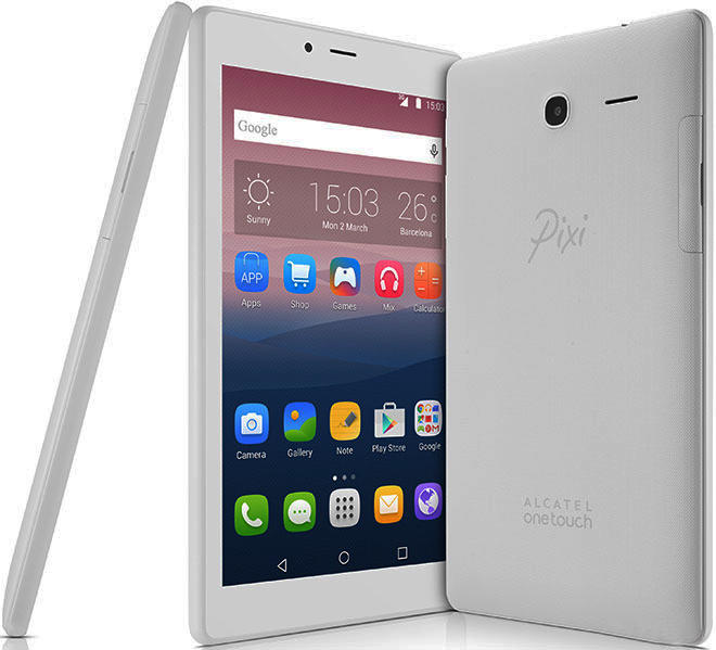 Tablet Alcatel PIXI 4 7 1GB RAM Blanca 8GB