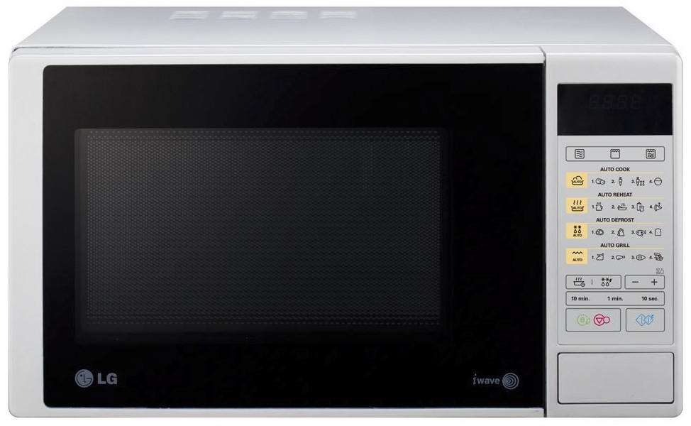 Microondas LG MH634DS con Grill 23 Litros