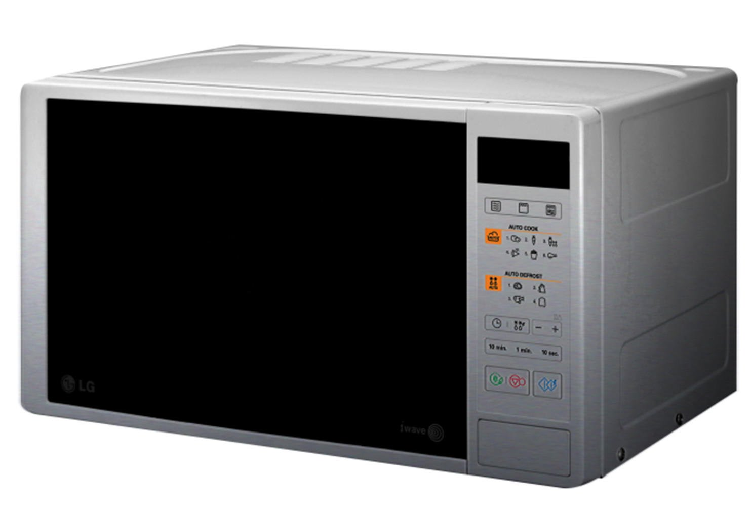Microondas LG MH6042DS con Grill 19 Litros