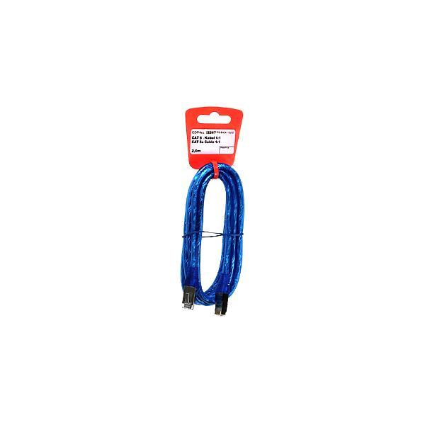 Cable Red Vivanco Ps B/ck 132/2 Cat5 22267