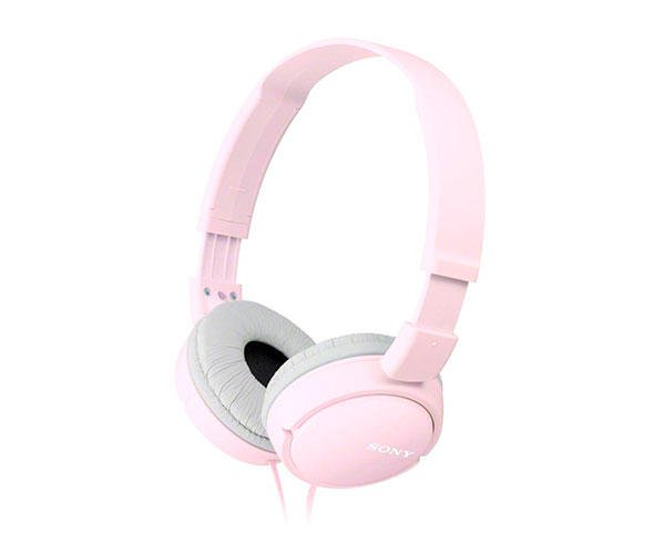 Auriculares Sony MDRZX110P Rosa 1.2m