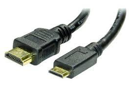 Cable Omega OCHB41M HDMI V1.4 Black 10.2Gb/s
