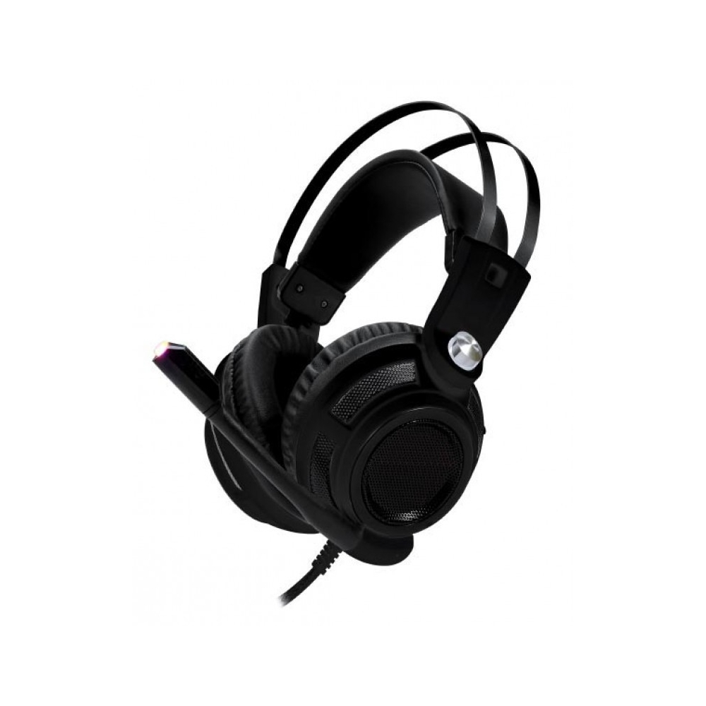 Auricular Omega OVH4050B Gaming Negro con Micro