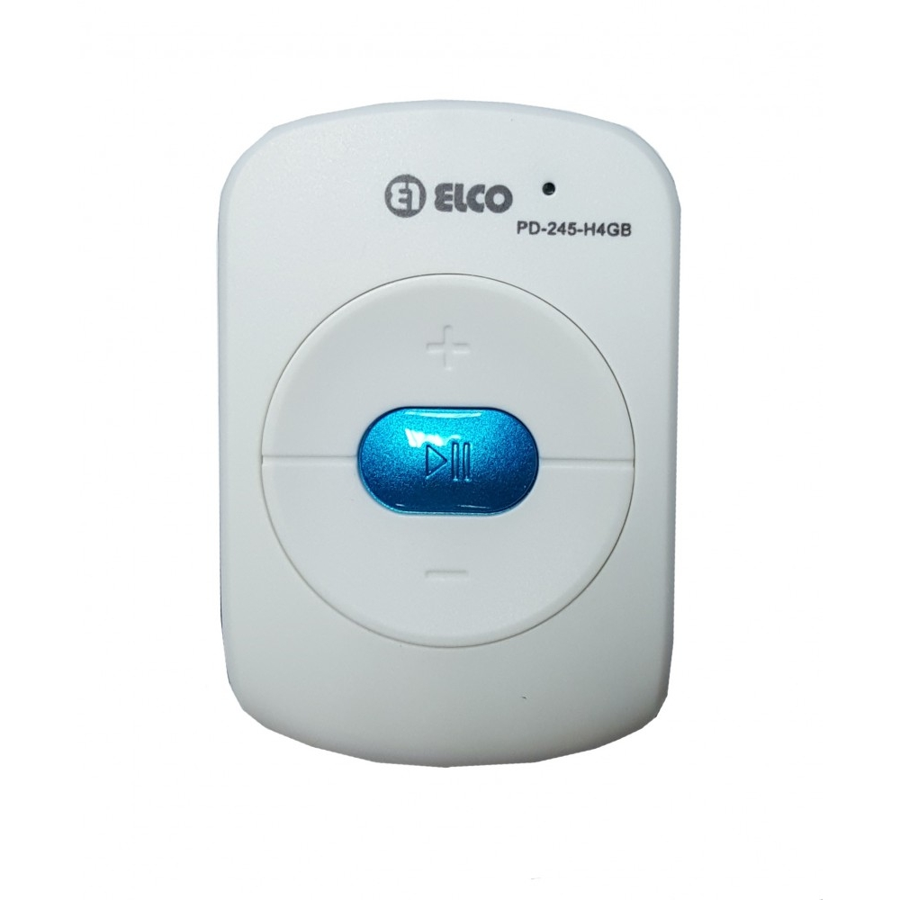 Reproductor MP3 Elco PD-245-H4GB 4GB LED
