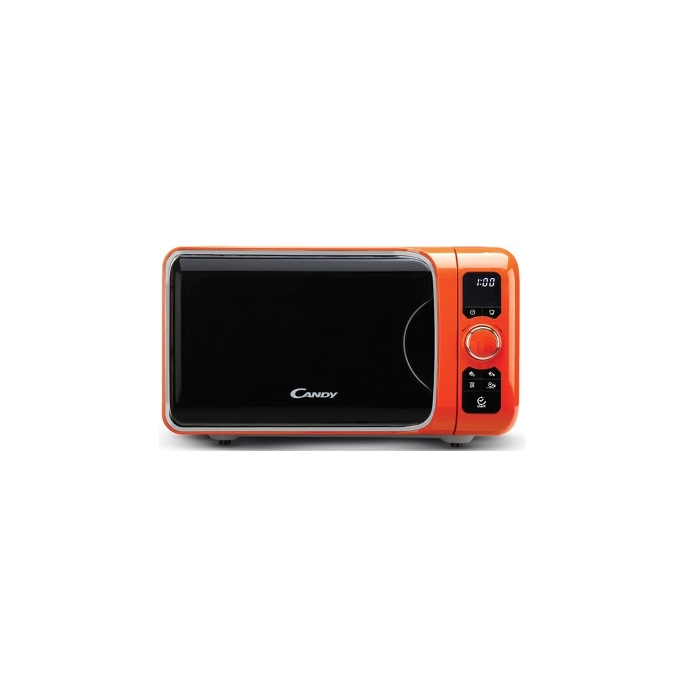 Microondas Candy EGO-G25DCO Naranja 25L Grill 900W