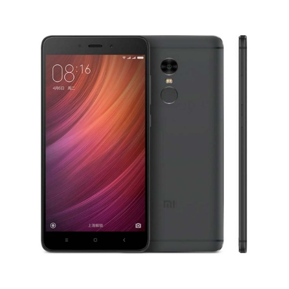 Móvil Xiaomi Redmi Note 4 Black 5.5