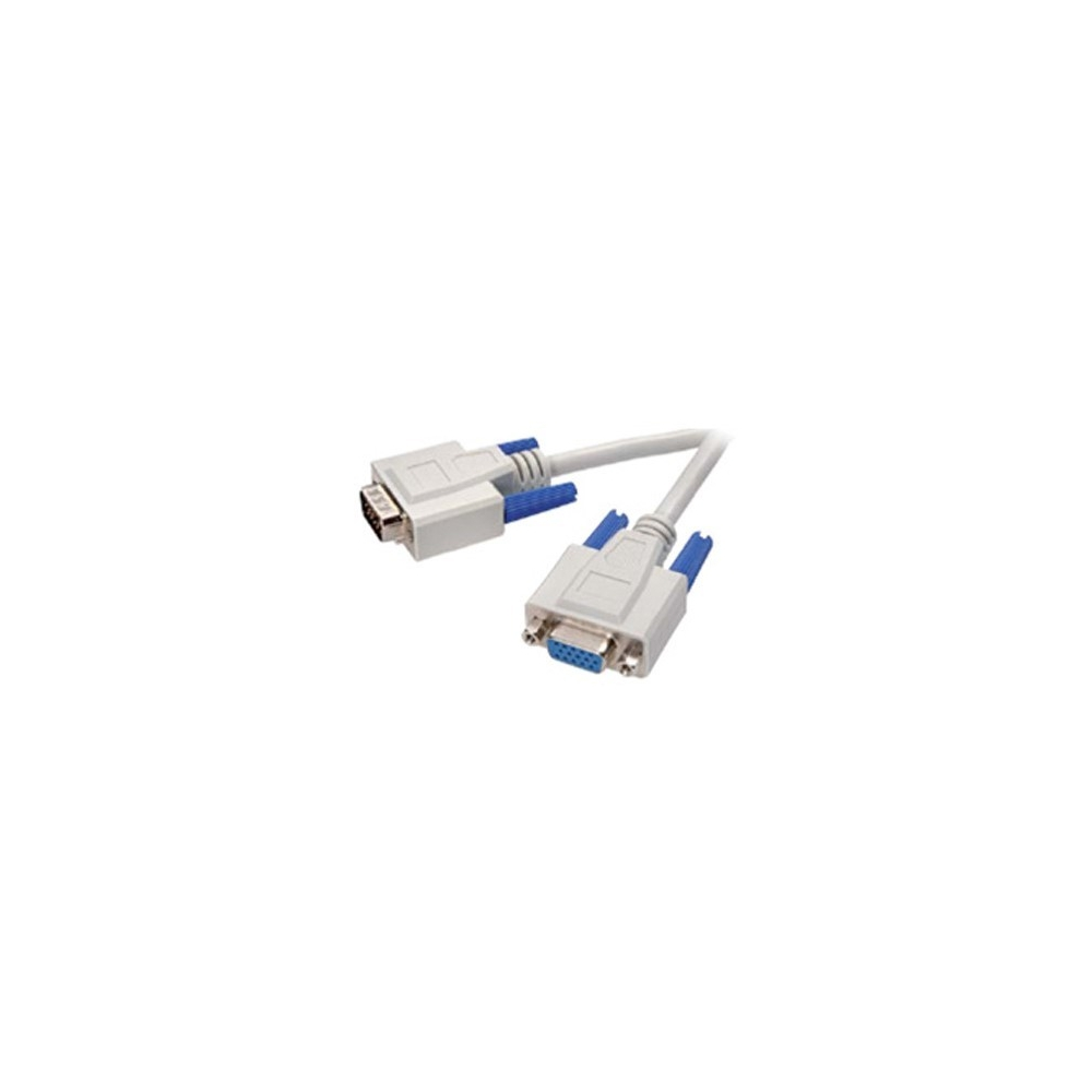 Cable Vivanco CE M1 18V Gris Blindado de 18m