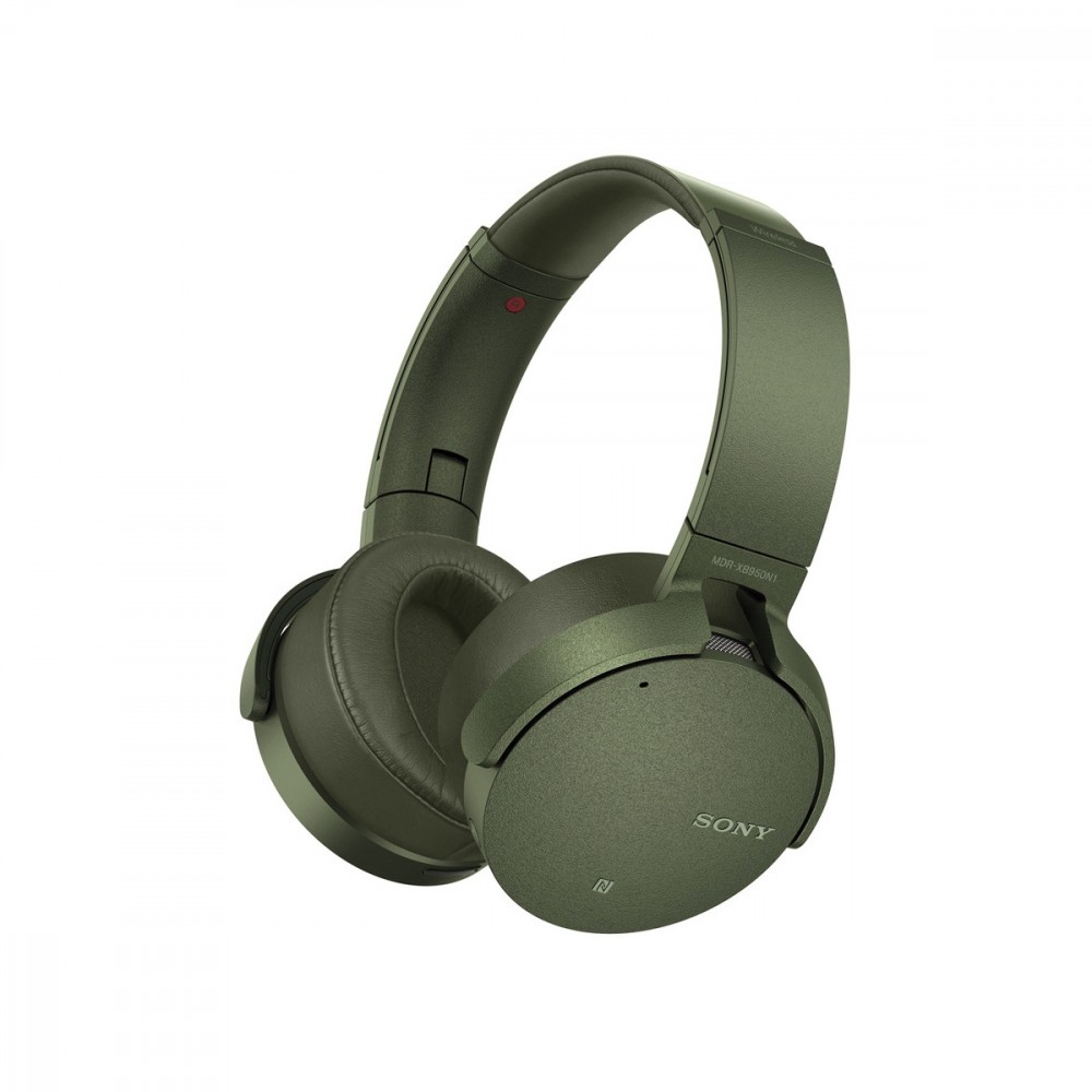 Auricular Sony XB950N1 Verde Noise Cancelling 22H 1.2 M