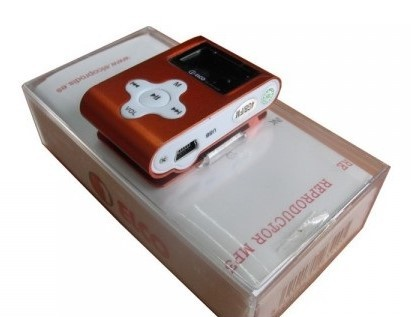 Reproductores MP3 ELCO PD-265-C4 Pinza transporte