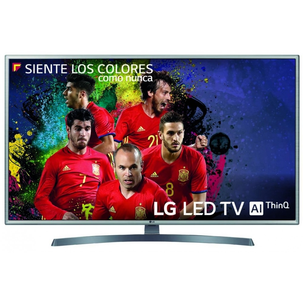 Televisor LG 43LK6100PLB Smart TV LED FullHD WebOS 4.0