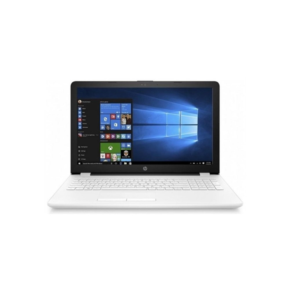 Portátil HP 15-BS010NS Blanco 4GB RAM IntelCorei3 41WH