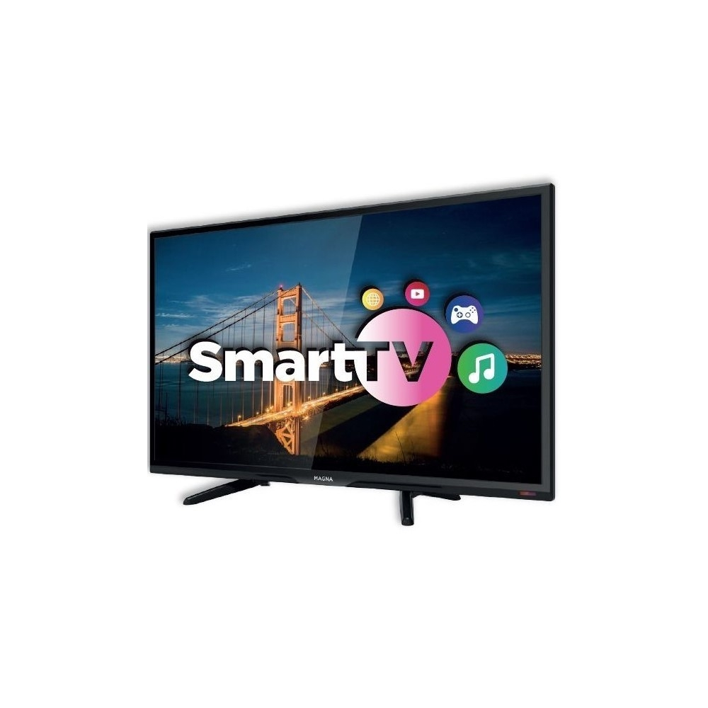 Televisor Magna LED24H503B Smart TV 24