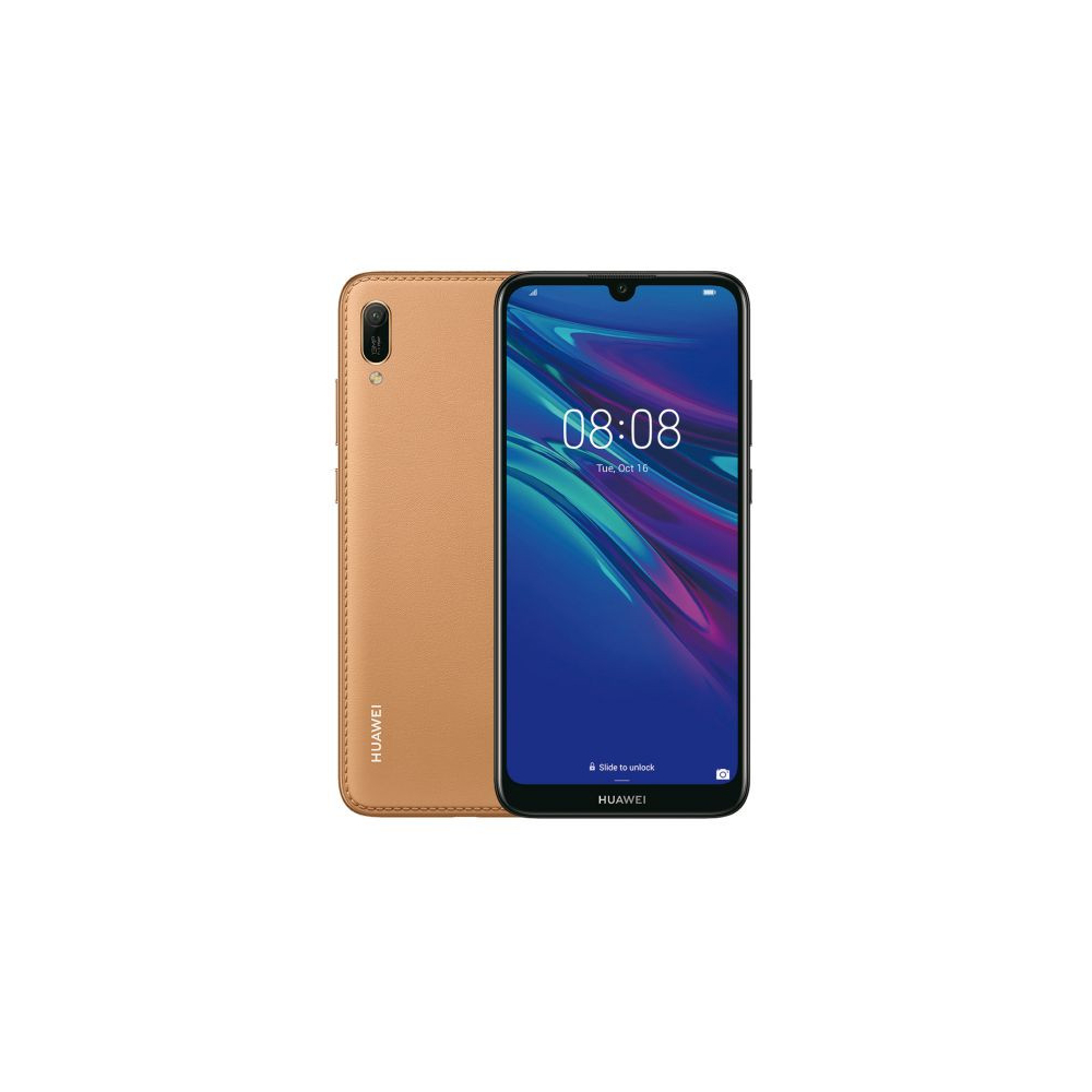 Móvil Huawei Y6 2019 Amber Brown 2/32GB 6.09