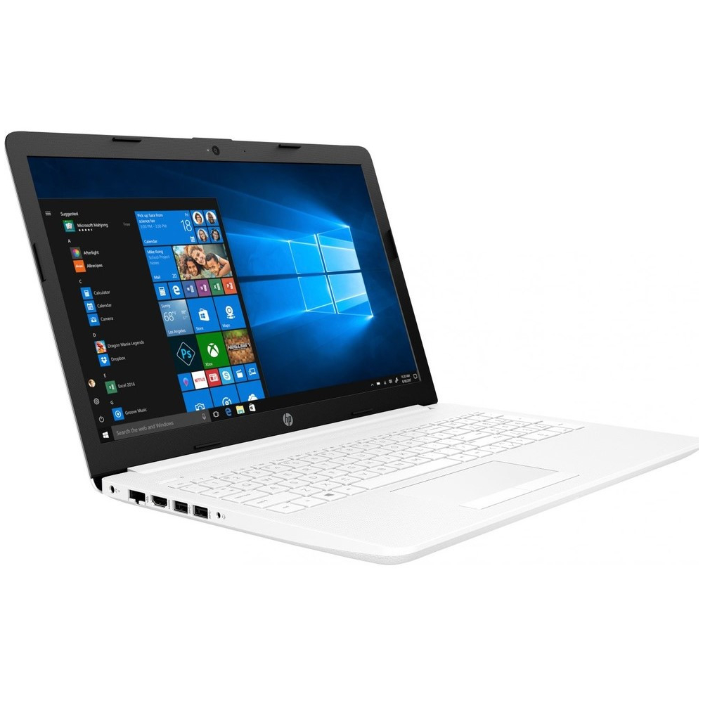 Portátil HP 15-DA0165NS i3 7020U 1366x768p HD 8GB RAM