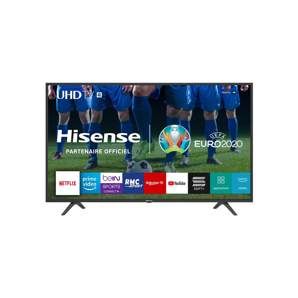 Televisor Hisense 43B7100 Smart TV UHD 4K Negro LED 43
