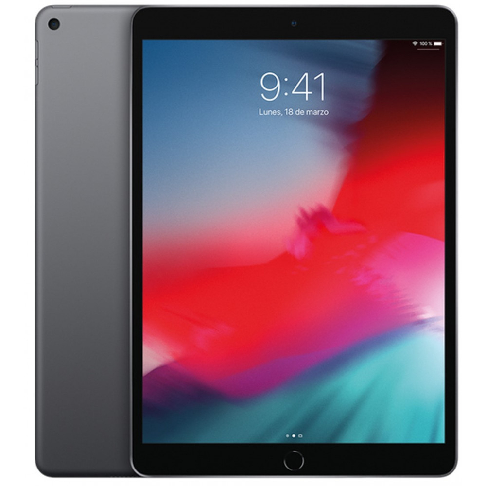Tablet Apple iPad Air 10.5 Wi-Fi 64GB Gris Espacial IOS 12