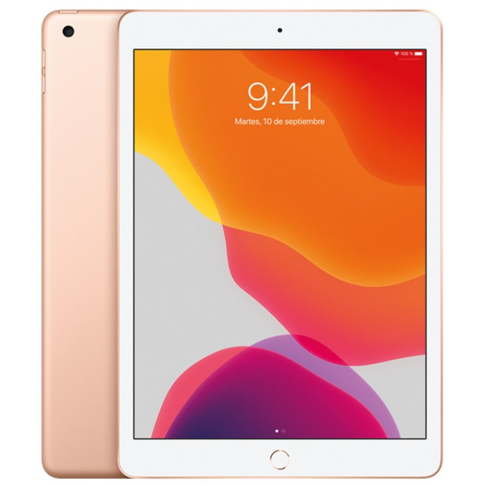 Tablet Apple  iPad Wi-Fi 128 GB ORO 2019 A10 Fusion iPadOS