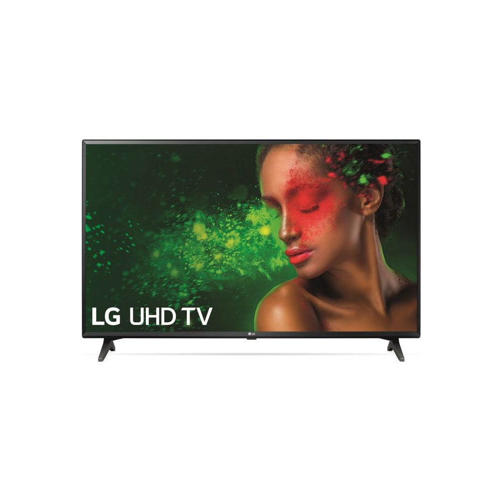 Televisor LG 43UM7050PLF Smart TV LED UHD 4K Negro 43