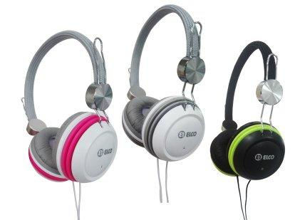 Auriculares Elco PD-1047B 113DB