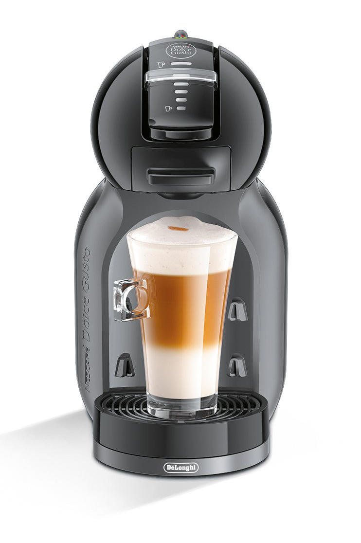 Cafetera Delonghi Dolce Gusto MINI ME EDG 305.BG Negra y Gris