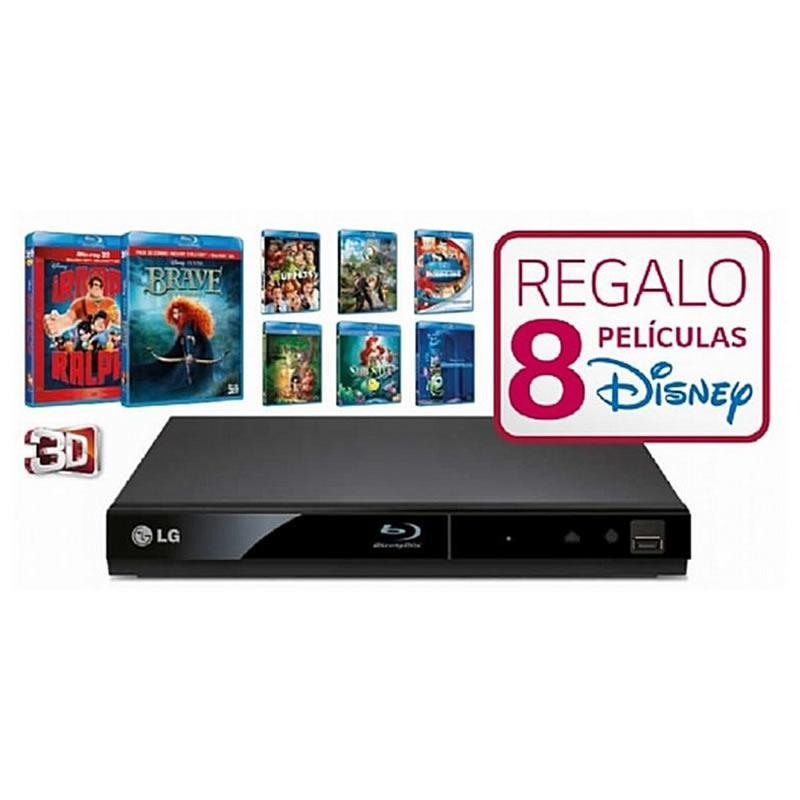 Blu-ray Lg BP325 BluRay 3D Internet USB DivxHD