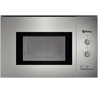 Horno Microondas BALAY 3WM360XIC Integrable Plato Giratorio