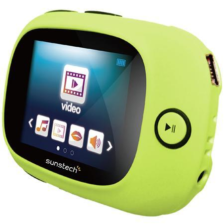 Reproductor MP3 MP4 MP5 Sunstech Sporty II-V Verde FM