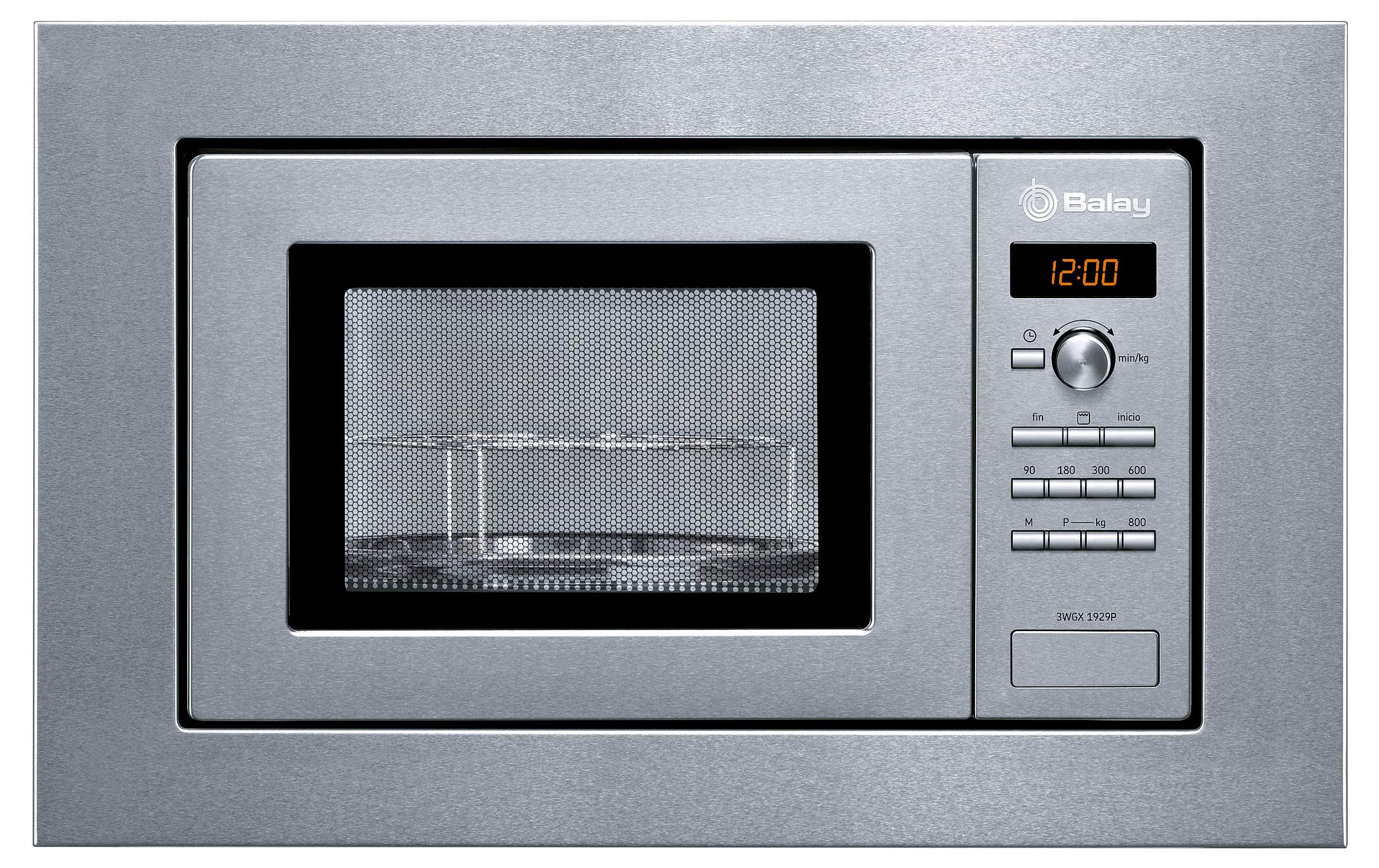 Microondas Balay 3WGX1929P Integrable Con Grill 18 Litros
